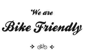 We are Bike Friendly