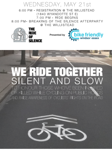 Ride of Silence 2014